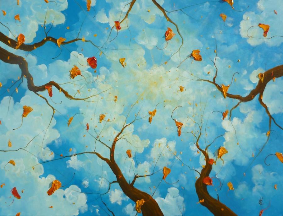 Un don du ciel - 36x48