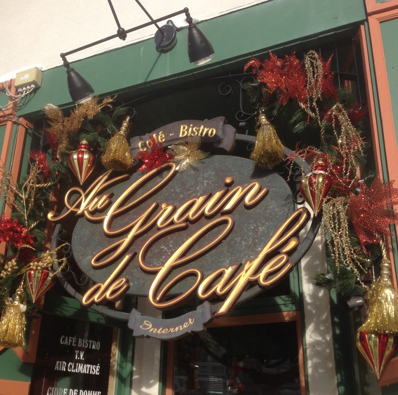Au Grain de Café MUR