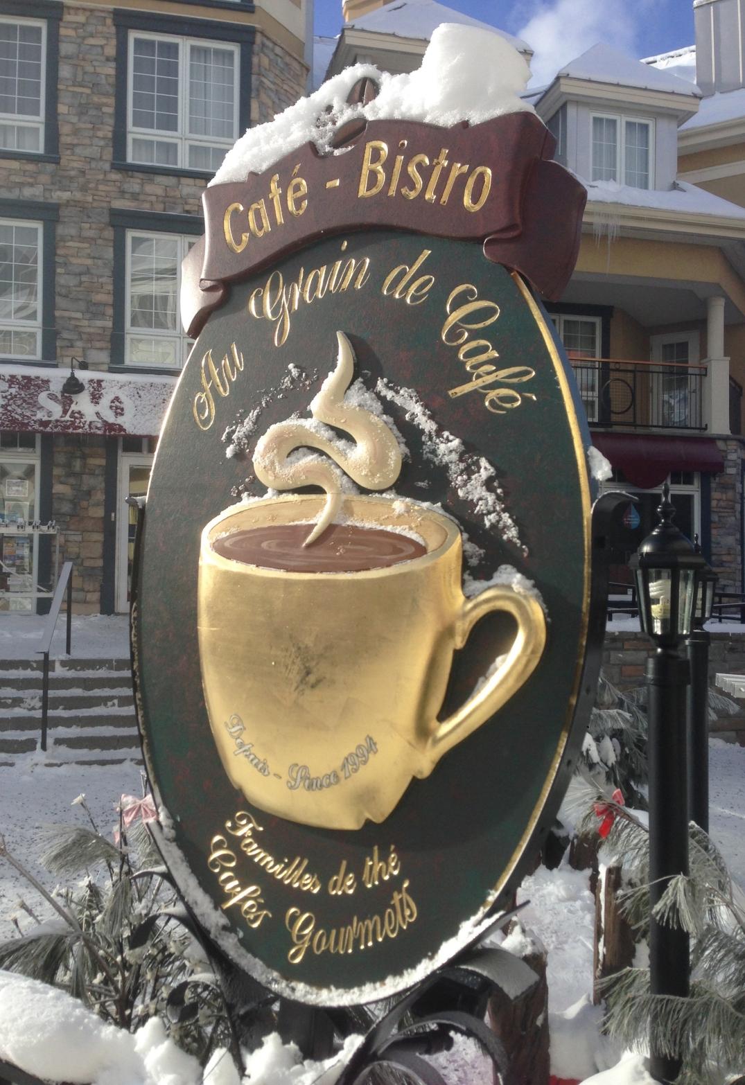 Au Grain de Café POTEAU