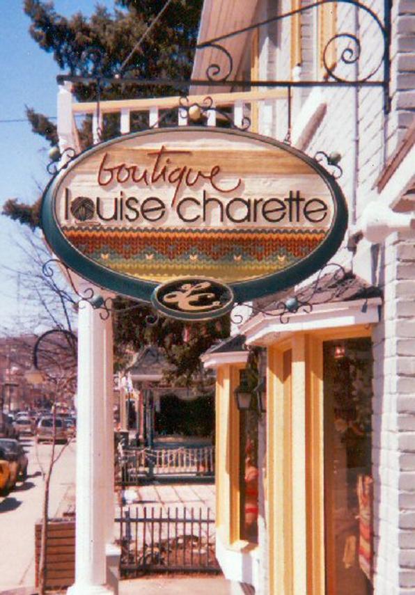 louise charette