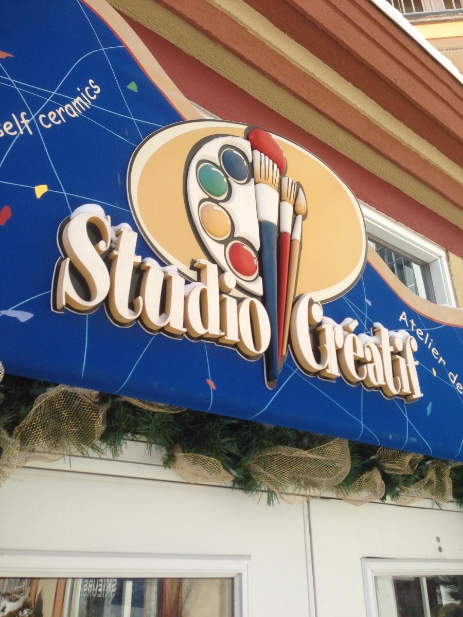 Studio Créatif CLOSE UP