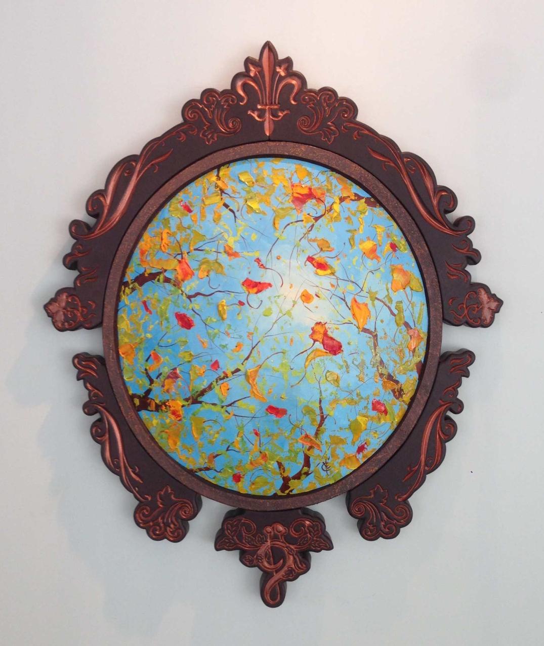 Circle of life 36'' x 36''