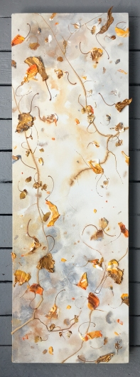 Ma Paix d'Esprit - 16'' x 48'' - 768$