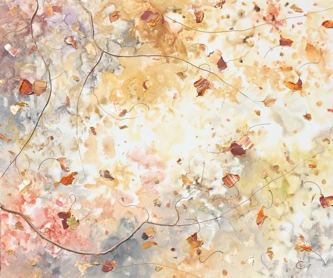 Mes racines - 40x48 - Yan-Éric Côté