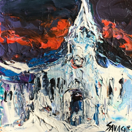 Savage - Church in St-Adolphe - 6x6 - 72$.jpg