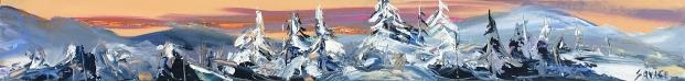Savage - Morning sunrise - 3x24 - 144$