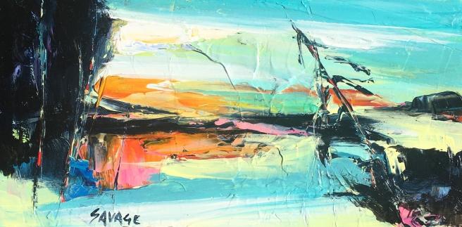 Savage - Reflexion - 6x12 - 144$