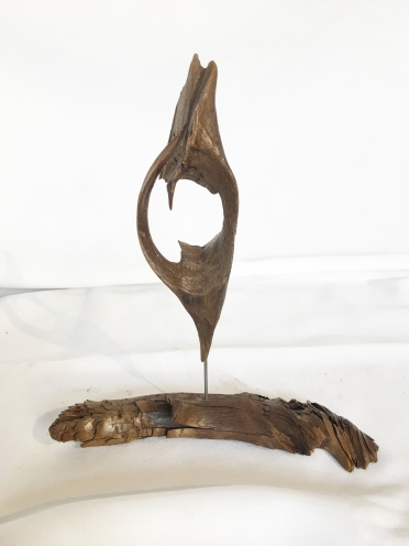 Yve Côté - L'oeil - 6x8x3 - 160$